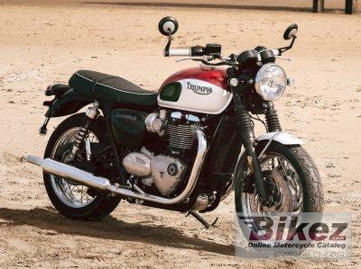 2020 Triumph Bonneville T120 Bud Ekins