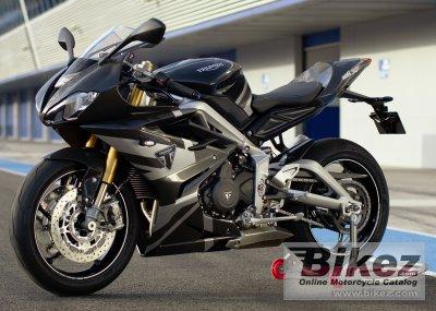 2020 Triumph Daytona Moto TM 765 Limited Edition