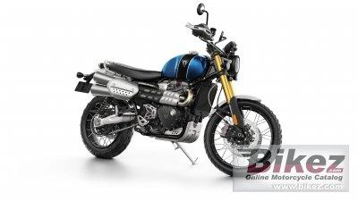 2020 Triumph Scrambler 1200XE
