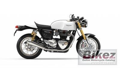 2020 Triumph Thruxton 1200 R