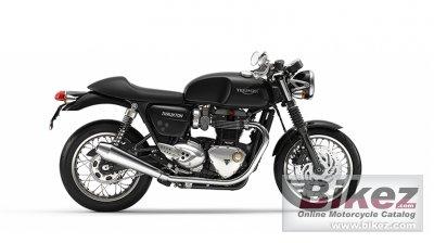 2020 Triumph Thruxton 1200
