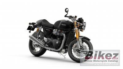2020 Triumph Thruxton 1200RS