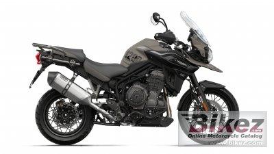 2020 Triumph Tiger 1200 Desert Edition