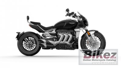 2021 Triumph Rocket 3 GT