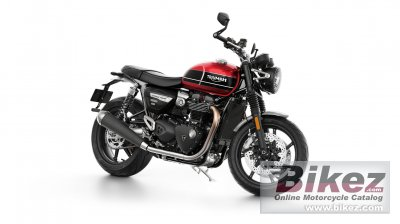 2021 Triumph Speed Twin