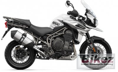 2021 Triumph Tiger 1200 XCx