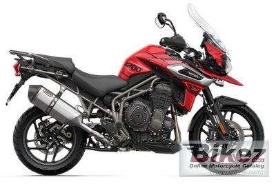 2021 Triumph Tiger 1200 XRt