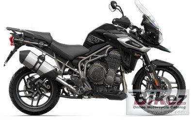2021 Triumph Tiger 1200 XRx