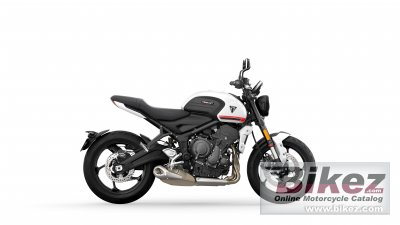 2021 Triumph Trident 660