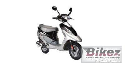 2007 TVS Scooty PEP Plus photo
