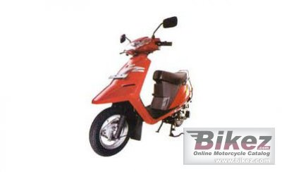 2007 TVS Scooty
