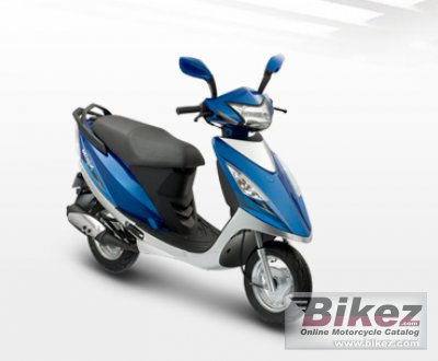 2010 TVS Scooty Streak photo