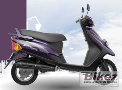 2011 TVS Scooty Teenz photo