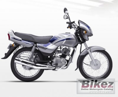 2011 TVS Victor GX 100