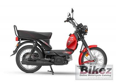 2021 TVS XL 100