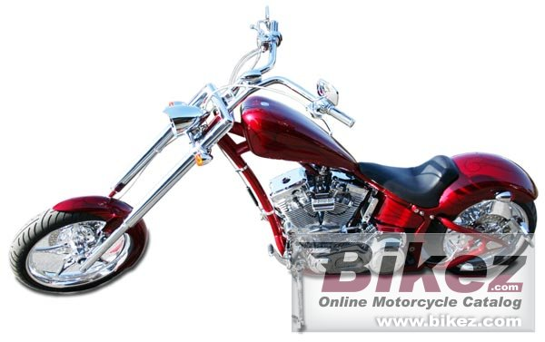 Big Ultra intimidator chopper picture and wallpaper from Bikez.com
