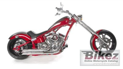 2010 Ultra Intimidator Chopper