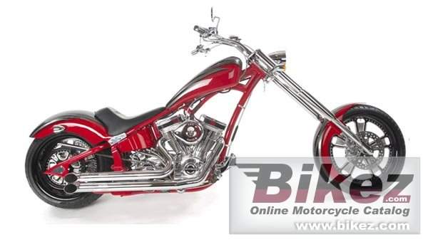 Ultra intimidator chopper
