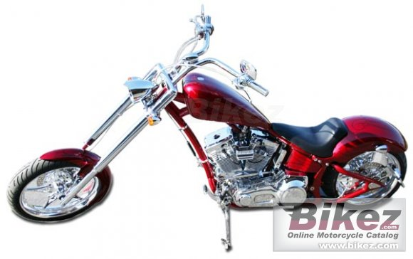 2011 Ultra Intimidator Chopper