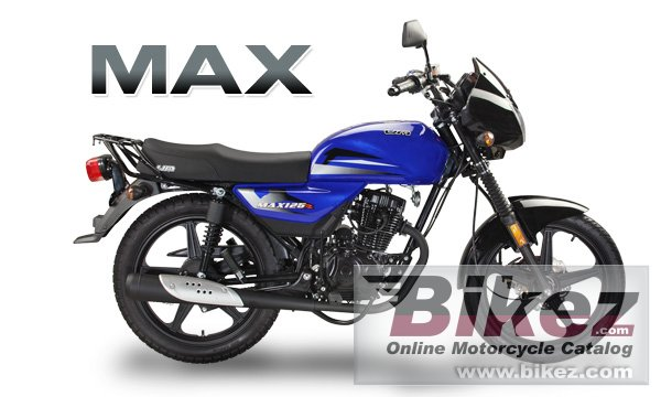 Big UM max 150 picture and wallpaper from Bikez.com