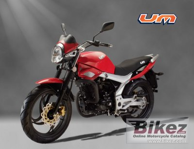 2010 Um Xtreet 180 Specifications And Pictures