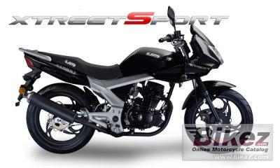 2010 UM Xtreet Sport 150