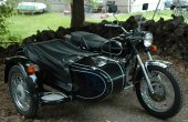 1970 Ural M-63 (with sidecar)