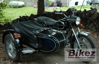 1970 Ural M-63 (with sidecar) photo