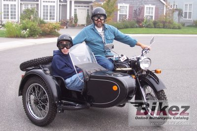 1974 Ural M 66 (with sidecar) photo