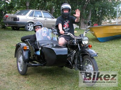 1994 Ural Tourist photo