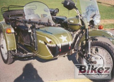 1996 Ural Classic photo