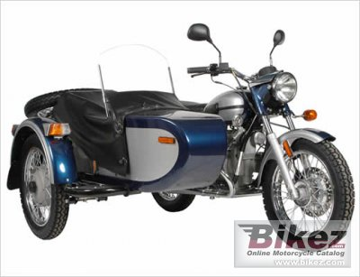 2006 Ural Troyka photo