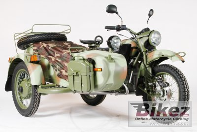 2006 Ural Ranger photo