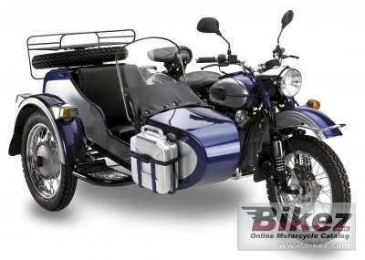 2006 Ural Sportsman photo