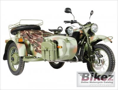 2007 Ural Gear-Up 750 photo