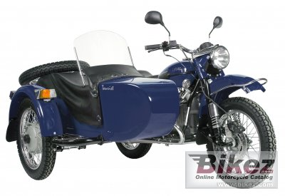 2008 Ural Tourist 750 photo