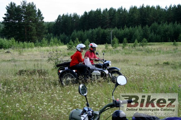 2008 Ural Sportsman 750 photo