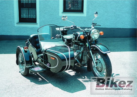 2008 Ural Retro 750 photo