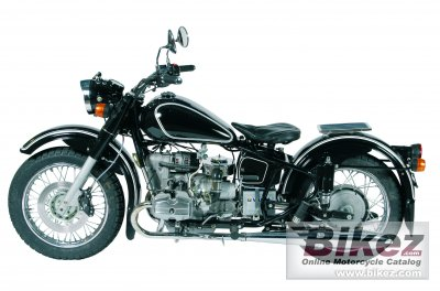 2008 Ural Retro Solo 750 photo