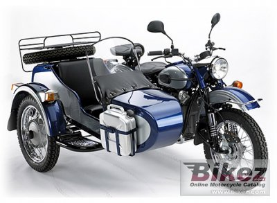 2009 Ural Tourist 750 photo
