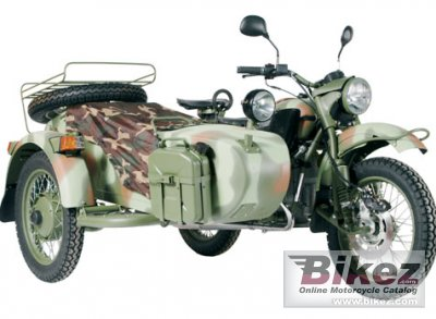 2009 Ural Ranger 750 photo