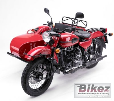 2009 Ural Red October