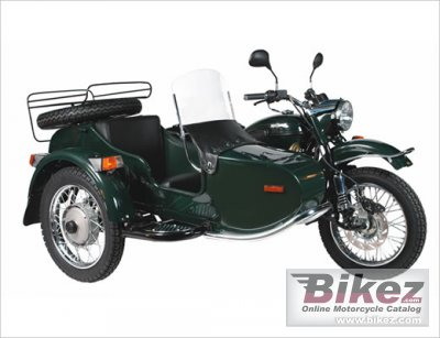 2010 Ural Patrol 750 photo