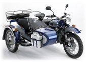2011 Ural Tourist 750 photo