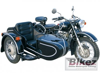 2011 Ural Retro 750 photo