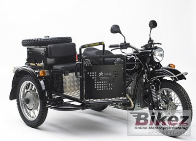 2011 Ural Cross TWD photo