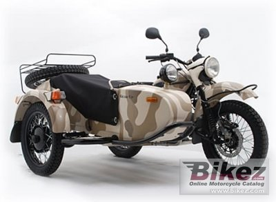 2011 Ural Ranger photo