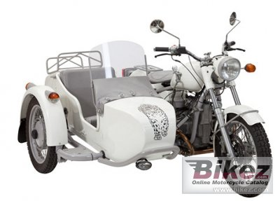 2011 Ural Snow Leopard Limited Edition photo