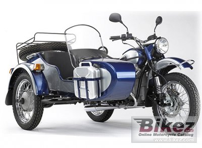2011 Ural Sportsman photo