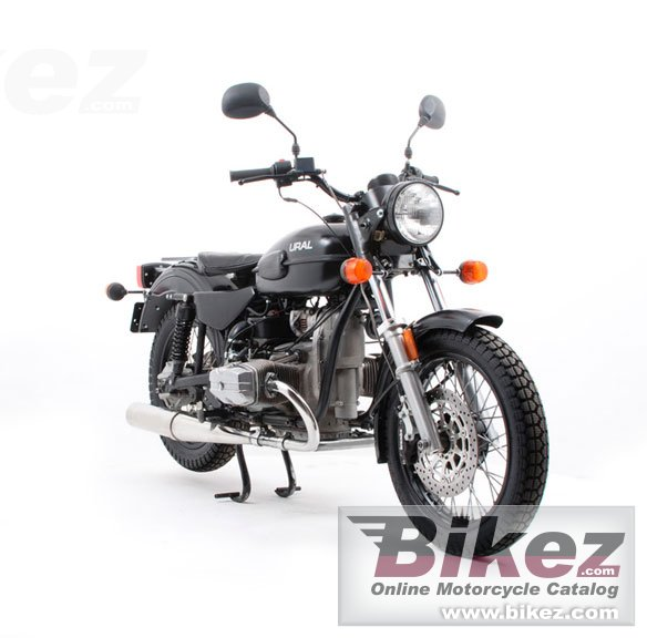 Ural solo st